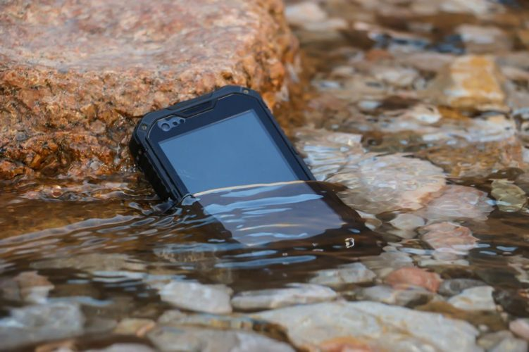 Waterproof Handheld GPS for Wet Weather